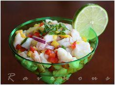 Scallop and Shrimp Ceviche