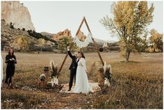 Katie + Jake Garden of the Gods Elopement // kylie morgan