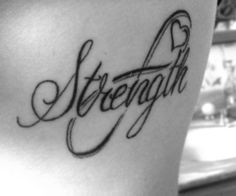 infinity tattoo strength   tattoo strength images