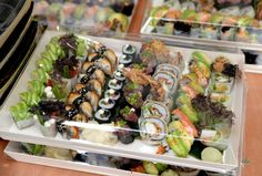 Sushi Box Delivery