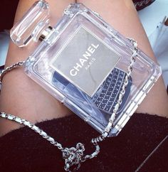 Chanel bag. Spring summer 2014