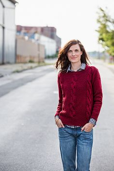 Ravelry: Hawser pattern by Jared Flood