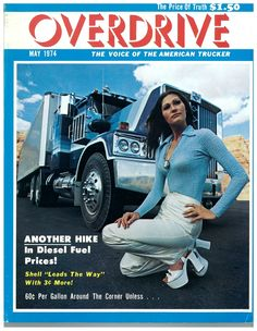 Overdrive May 1974
