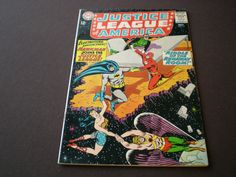Justice League 31 (1960 1st series), 1964, Hawkman joins JLA, DC Comics  B02 by HeroesRealm on Etsy