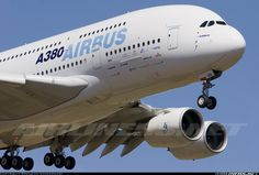 Airbus A380 beauty