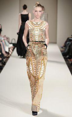 jasper print dress