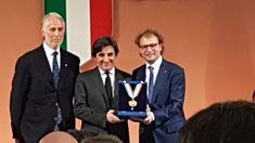 SCRIVOQUANDOVOGLIO: CONSEGNA DEI COLLARI D'ORO A ROMA (19/12/2016)