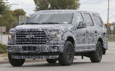 2018 Ford Expedition  - http://www.carmodels2017.com/2015/12/19/2018-ford-expedition/