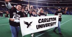 Homecoming is back. Join us as we celebrate Carleton's past with our alumni and current students.