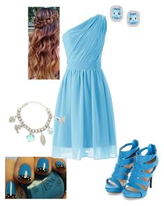 """Disney - Wendy"" by briony-jae ❤ liked on Polyvore"