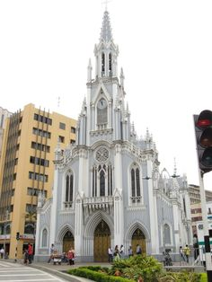 La Ermita Church, Cali - Colombia
