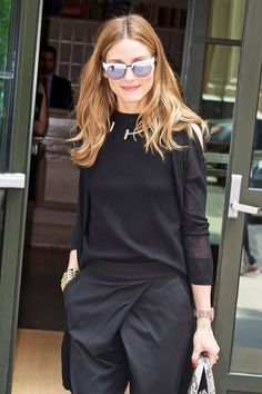 The Right Top To Wear With A Collar Necklace | The Zoe Report