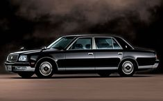 The Fast & The Forbidden: 1997-Present Toyota Century