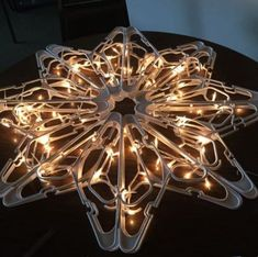 Christmas Yard Art, Outdoor Christmas Decorations, Christmas Projects, Simple Christmas, Holiday Crafts, Christmas Holidays, Christmas Ornaments, Diy Snowflake Decorations, Winter Wonderland Decorations