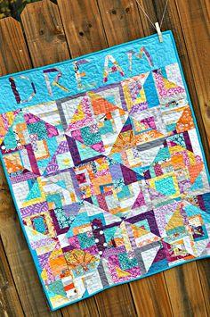 Tutorial :: Diamond Illusion Quilt Block