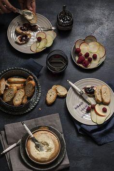 COSTRINI DE TORTA DEL CASAR CON MERMELADA DE VINO Y FRUTAS   Sweet And Sour