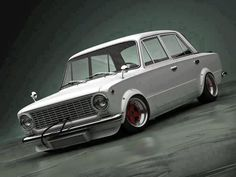 I don't get it, how can a p.o.s Lada look so luxurious?