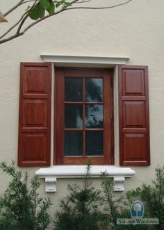 Shutters | Outdoor Shutters, exterior window decor, curb appeal
