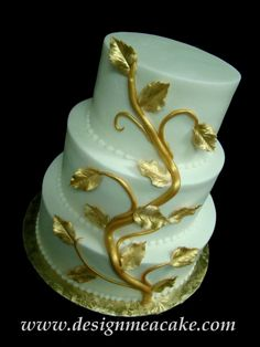 Cake Decorating Vines : 1000+ images about Cake (Plants & Vines) Examples on ...