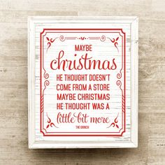 Rustic Grinch Christmas Quote <br> New farmhouse-inspired collection: A nod to vintage country style with modern appeal. Grinch Christmas, Christmas Quotes, Little Christmas, Christmas Balls, Christmas Pictures, Christmas Holidays, Christmas Crafts, Christmas Ideas, Griswold Christmas