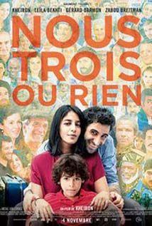 Nous trois ou rien en Streaming HD [1080p] gratuit en illimité - D'un petit village du sud de l'Iran aux cités parisiennes, Kheiron nous raconte le destin hors du commun de ses parents Hibat et Fereshteh