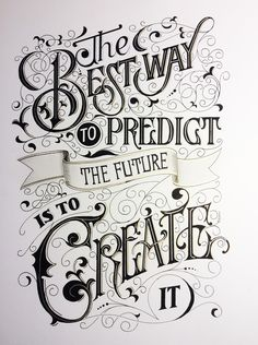 FRIDAY LETTERS PROJECT on Behance