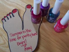 Sometimes Creative: Summer Care Packages
