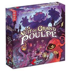 La Nuit du Grand Poulpe iello http://www.amazon.fr/dp/B00JXIQO4Q/ref=cm_sw_r_pi_dp_6tKGub1VRKAF4 Cadeau pour Twin