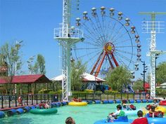 PARQUE DE LA COSTA ,TIGRE ,BUENOS AIRES Samba, Carrousel, Costa, Ferris Wheel, Fair Grounds, Park, World, Travel, Water Playground