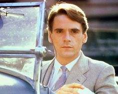 THink I am in love. Jeremy Irons