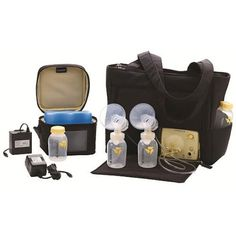 he Medela Pump In Style Advanced Breast Pump with On the Go Tote is a daily use breastpump designed for moms who pump several times a day. All Pump In Style breastpumps offer portable convenience for quiet, discreet pumping anywhere. Replaces old model - Medela Pump in Style Advanced Breast Pump with Shoulder Bag. #weespring  #weelove