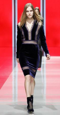 Velvet from head to toe  :: Inspirasi Fashion: Velvet Vixen :: CLEO.co.id! ::