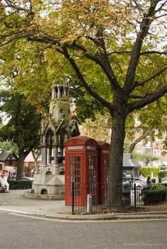 Hampstead - We used to live right by this!