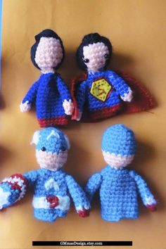 superheroes costumes / finger puppets / fine motor skills / toddler sensory gift /montessori baby gift /Toy for motor /fidget toys for adhd