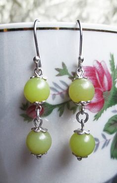 New earring model Sun. Silver 950 and natural stone. #HandMade