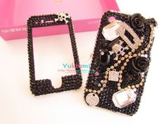 Skull Flower - Yukiumi, Your Online Japanese Outlet for Hime & Kawaii Accessories