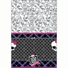 Monster High Tablecovers