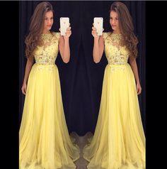 É amarelo, mas é lindo...rs