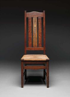 Gustav Stickley and the American Arts and Crafts Movement American Craftsman, Craftsman Style, Arts And Crafts Furniture, Furniture Design, Furniture Projects, Art Nouveau, Gustav Stickley, Mission Style Furniture, Craftsman Furniture