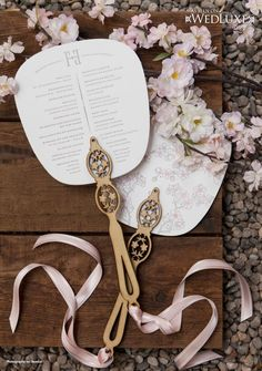 Is an outdoor wedding in the works for you? See here for a variety of wedding fans that Wedding Program Fans, Wedding Fans, Wedding Paper, Wedding Events, Dream Wedding, Fan Programs, Ceremony Programs, Gold Wedding, Rustic Wedding