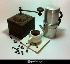 #Buongiorno a tutti con il classico #caffè alla #napoletana.    #napolifanpage