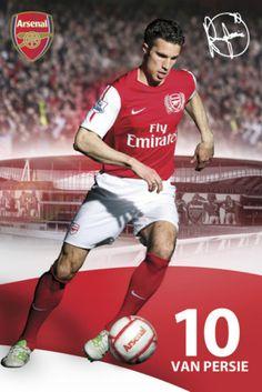 Arsenal-Van Persie Sports Poster - 61 x 91 cm Football Arsenal, Arsenal Players, Arsenal Fc, English Football Teams, Van Persie, Funny Sports Pictures, Grumpy Cat Humor, Embarrassing Moments, Ex Machina