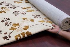 Botanical - Ivory For more info Visit us:http://www.therealrugcompany.co.uk/ #Home #InteriorDesign #RealRug