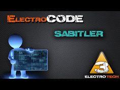 ElectroCODE #3 - Arduinodaki Sabitler