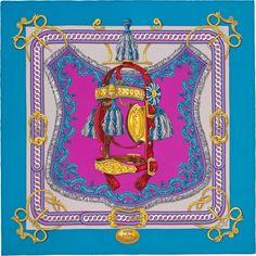 Scarf 90 Hermès | Bride de Cour