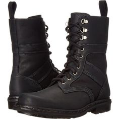 Dr. Martens Arun Fold Down Boot (Black Burnished Wyoming) Men's... (€53) ❤ liked on Polyvore featuring men's fashion, men's shoes, men's boots, black, mens slip resistant shoes, mens lace up boots, mens boots, mens black boots and mens shoes