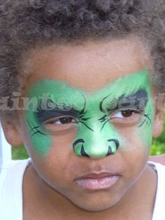 Hulk Eyes for halloween costume