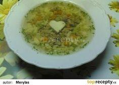 Rychlá polévka z mletého masa recept - TopRecepty.cz