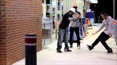 Dj Fresh - Louder - Dubstep Dance i love this video