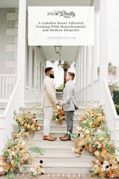 Today on the blog we're presenting you with a Gadsden House editorial teeming with monochromatic and modern elements. Head to SMP for all the pretty details!   LBB Photography: @courtneybowlden #stylemepretty #gadsenhouse #charleston #charlestonwedding #southcarolinawedding Wedding Men, Wedding Ideas, Bride And Groom Pictures, Timeless Wedding, Groom Attire, Groom Style, Bridal Portraits, Charleston, Engagement Photos